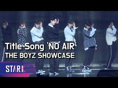 雿旊炒鞚挫, 韮�鞚错媭瓿� 'NO AIR' (THE BOYZ, Title Song 'NO AIR')
