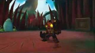 Crash Bandicoot: Crash of the Titans