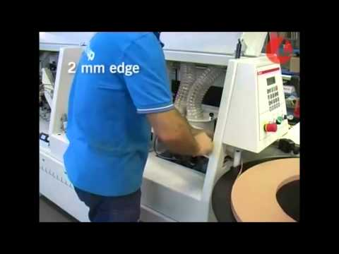 EDGE BANDING MACHINE EVO 260 MADE FROM SCM GROUP