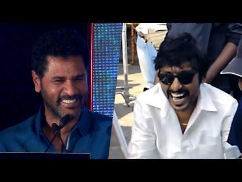 """Vijay had tough time keeping RJ Balaji quite"" - Prabhu Deva shares a lighter moment"