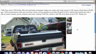 Craigslist North Platte NE - Private Owner Used Cars and Trucks For Sale