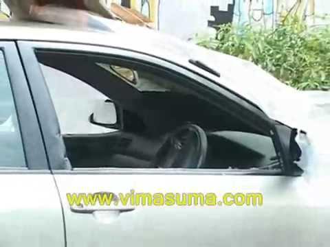 Lasantha Wickramatunga shot dead