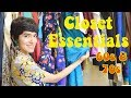 My Closet Essentials: 60s & 70s Style