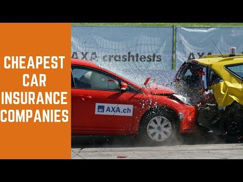 Cheapest Car Insurance companies in UK | top 5 car insurance companies | car insurance companies uk