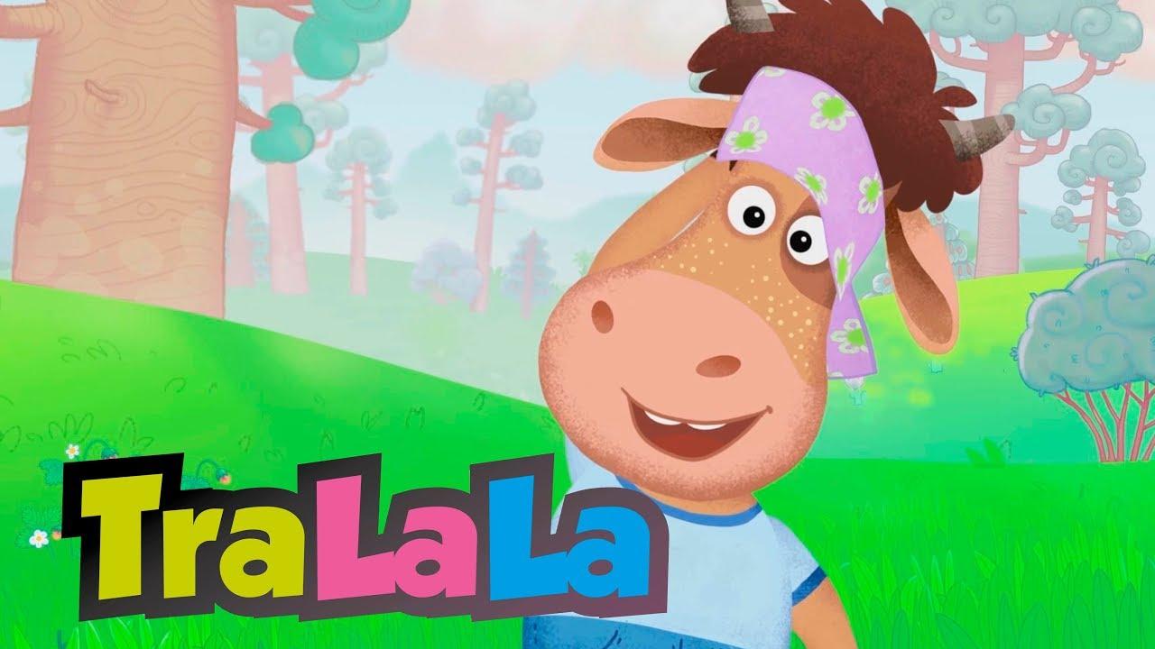 Limba animalelor - Cântece educative pentru copii - Văcuța Dașa TraLaLa