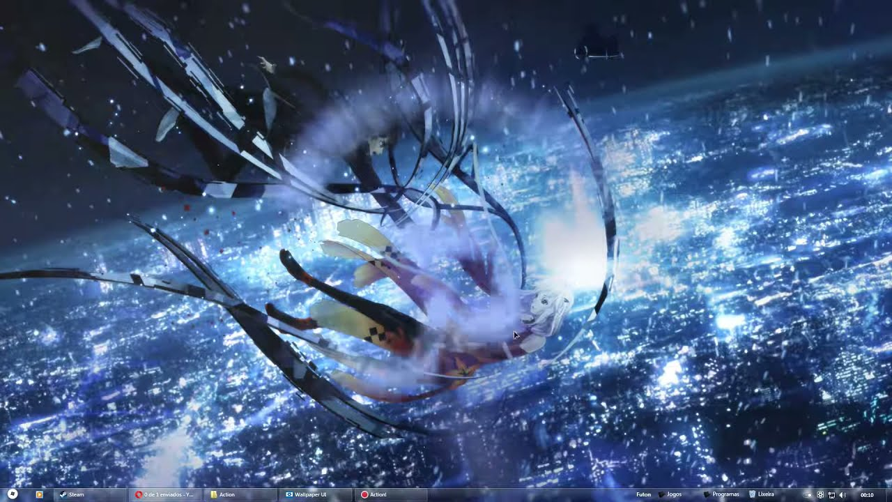 Guilty Crown - Wallpaper Engine - YouTube