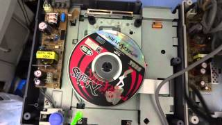 Sega Saturn Repairs