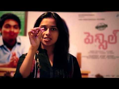 Sri Divya Interview on Pencil Movie