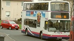 Route 81 visual Clydebank - Duntocher circle (First Glasgow)