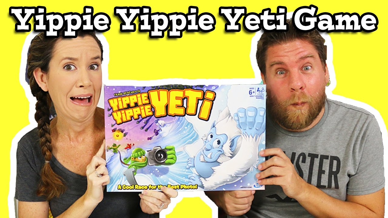 Download Yippie Yippie Yeti Game