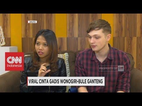 Viral Cinta Gadis Wonogiri-Pria Asing