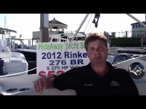 2012 Great Lakes Boating Festival - Hideaway Yacht Sales