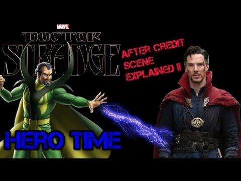 Doctor Strange | After-Credit Scene Explained | [Hero Short News]