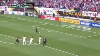 USA VS COSTA RICA 4-0   COPA AMERICA GOALS Highlights