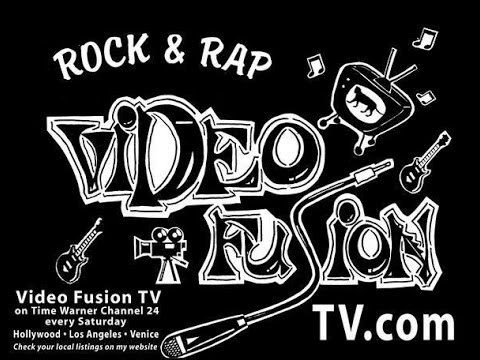 Video Fusion TV #24 -The Literates -Common - Sen Dog - Krs One - Dead Prez