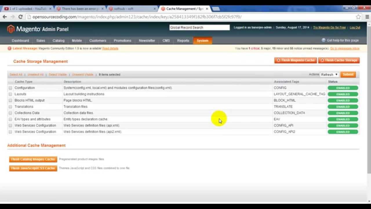 Magento: Direct MySQL query for create, read, update and delete