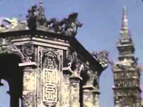 Những thước phim tuyệt đẹp về VN năm 1945