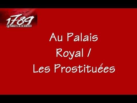 1789, Les Amants de la Bastille - Au Palais Royal/ Les Prostituées