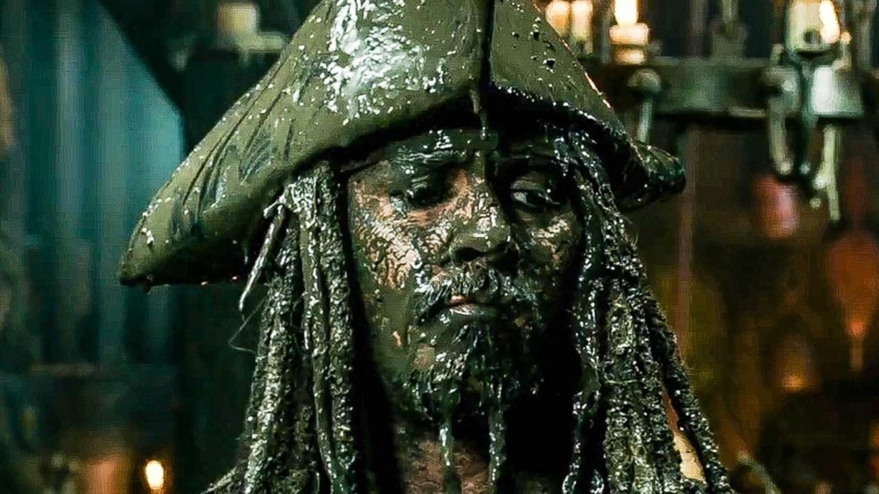 Кино пираты карибского моря 1