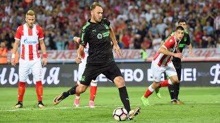 Видеообзор матча «Црвена Звезда» (Сербия) – «Краснодар»