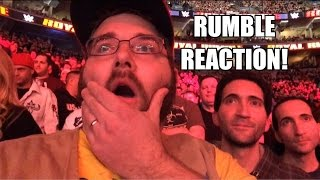 One of Grims Toy Show .kidlockdmh's most viewed videos: Grim's EPIC REACTIONS to 2015 WWE ROYAL RUMBLE! Roman Reigns Wins! Bryan Gets Eliminated!