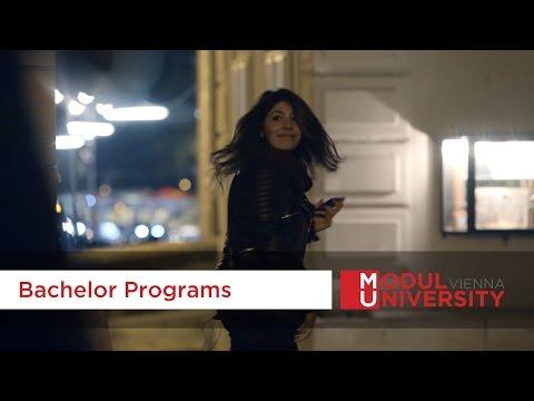 MODUL University Vienna - Bachelor Programs
