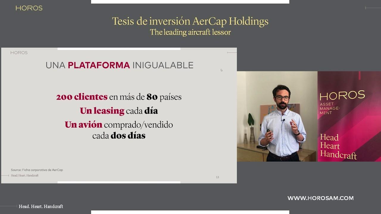 Image result for Horos AM: Tesis de inversión de Aercap Holdings