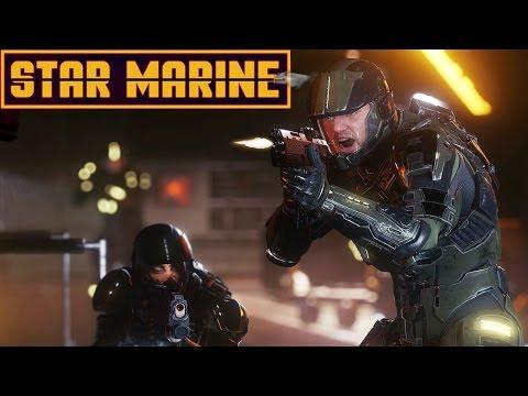 Star Citizen - Star Marine Gameplay