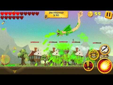 Dragon Revenge Gameplay Video