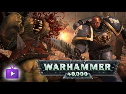 ★ Warhammer 40k - Space Marine Multiplayer Gameplay!