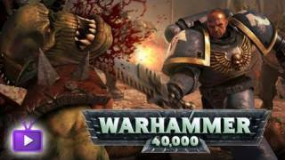 ★ Warhammer 40k - Space Marine Multiplayer Gameplay!
