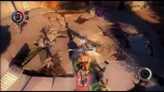 Marvel Ultimate Alliance 2 Gameplay