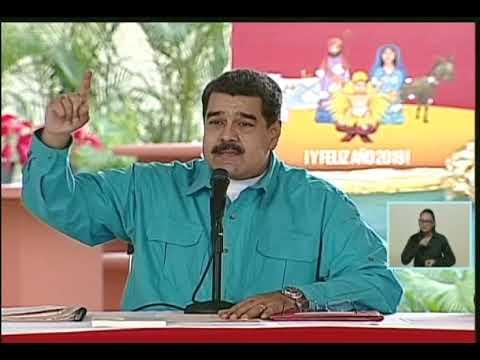 Presidente Maduro da explicaciones sobre los perniles: ¡Fuimos saboteados!
