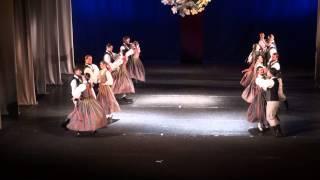 VEF Kultūras pils Tautas deju ansambļa Dardedze   ILZES DIENAS KONCERTS -   00131