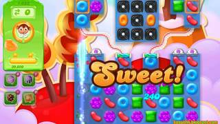 Candy Crush Jelly Saga Level 1633 (No boosters)