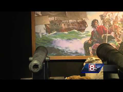 Pirates exhibit opens at the Portland Science Center