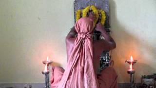 Uttaradi mutt:Moola Rama devara pooje by Sri Satyatma Teertharu