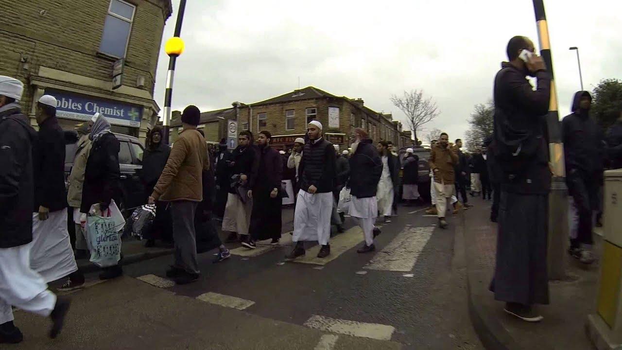 Dewsbury muslim