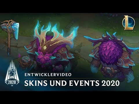 Skins und Events in der Saison 2020 | Entwicklervideo – League of Legends