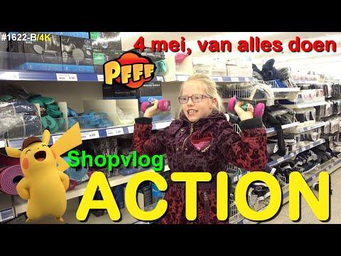 ACTION shopvlog vervolg, Konijn kan nu wel komen deel 2 ♥ #1622-B