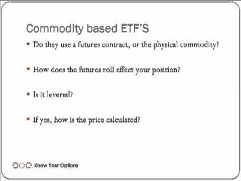 Pt2, Mike Tosaw: ETF Correlation - Good or Bad?