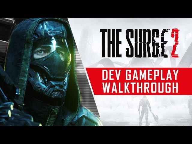 The Surge 2 (видео)