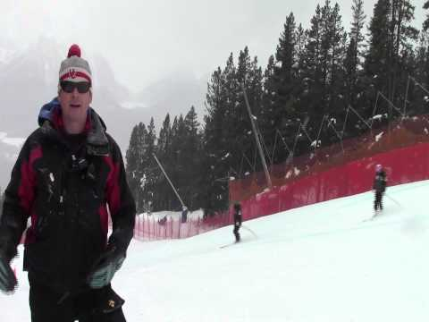 Men's Downhill Race Preview with Chief of Course Mike Kirker