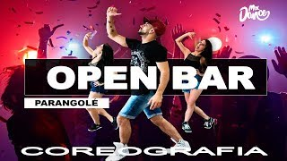 Open Bar - Parangolé (Coreografia) Mix Dance