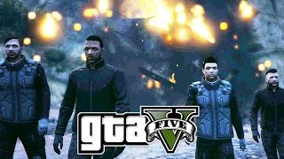 Grand Theft Auto 5 - HUMANE LABS HEIST (GTA 5 Online PC Gameplay) | Pungence