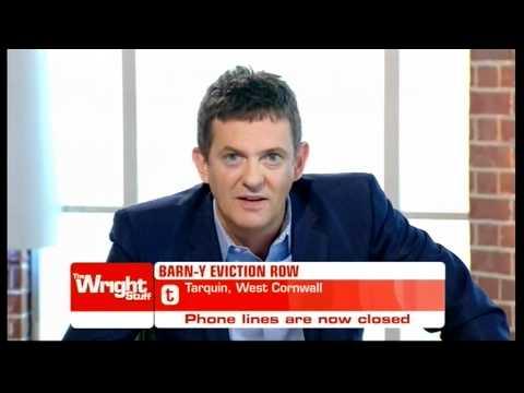 Tarquin on the Barn Eviction debate (7.4.11) - TWStuff