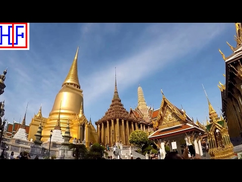 Bangkok | Grand Palace & Wat Phra Kaew | Tourist Attractions | Episode# 6