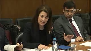 Emília Cerqueira questiona Ministro Adjunto e da Economia