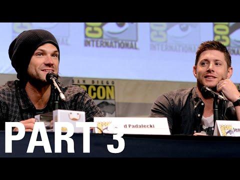 Supernatural Panel Part 3- Comic Con 2015