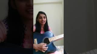 Tujhe kitna chahne Lage ham |Guitar cover |Female version |Ft.Mittu Mittal |Kabir Singh